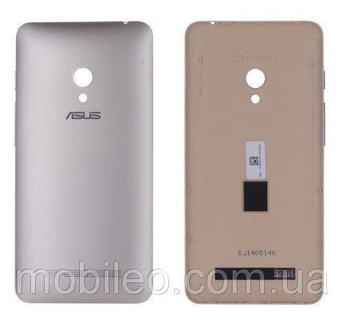 Задняя крышка Asus ZenFone 5 A500CG A500KL A501CG золотистая