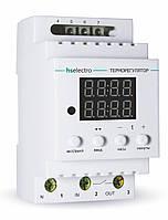 Терморегулятор HS Electro со встроенным таймером ТР16Т2