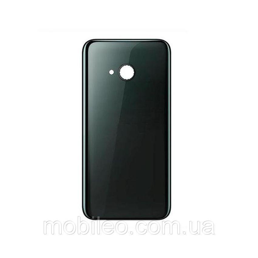 Задняя крышка HTC U11 Life чёрная оригинал