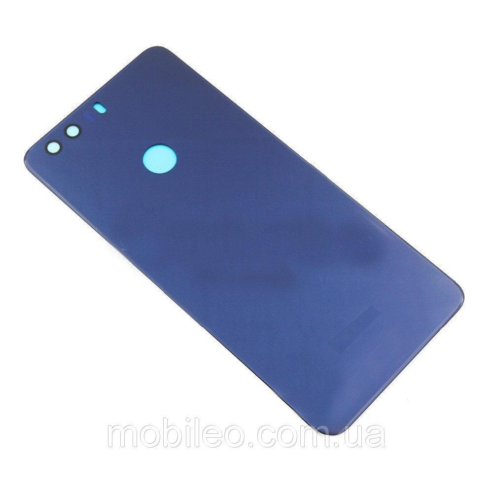 Задняя крышка Huawei Honor 8 синяя