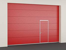 Секционные противопожарные ворота DoorHan с классом огнестойкости EI60