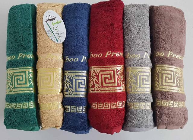 фотография турецкие банные полотенца в расцветках