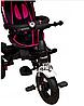 Дитячий триколісний велосипед ZONE KIDS, фото 3