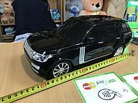 Машинка на р/у, машинка на радиоуправлении, на пульте.  Range Rover Черный