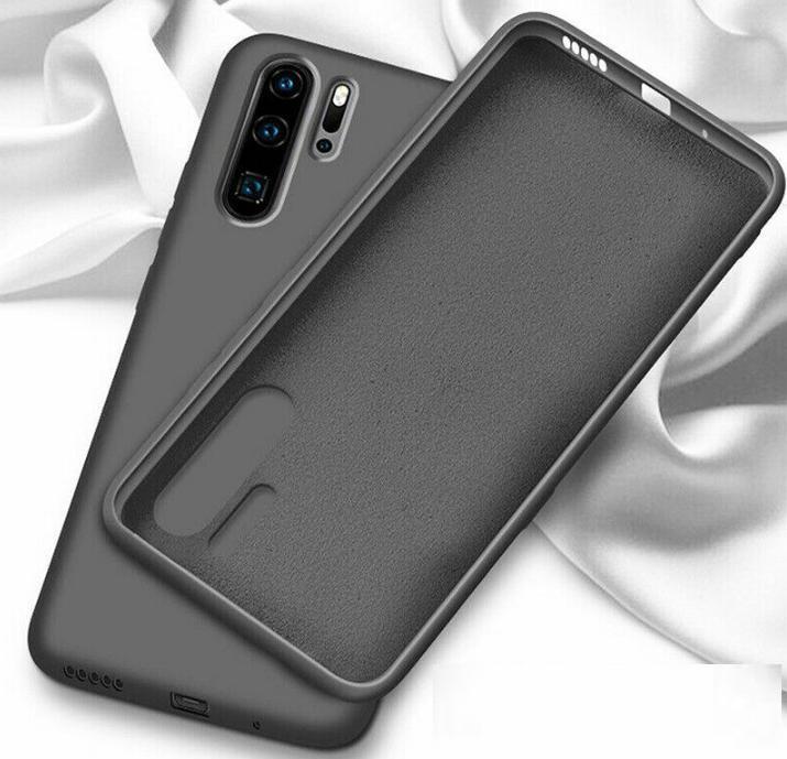Чехол-бампер Silicone cover Huawei P Smart Plus