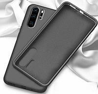 Чехол-бампер Silicone cover Huawei P Smart Plus, фото 1