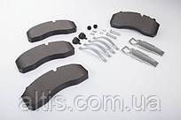 Дисковые тормозные колодки 109x247x30 IVECO, MERCEDES, DAF 85/95/105 ,MAN F2000, SCANIA Serie 4, MAN TGA