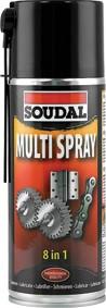 Универсальный аэрозоль. Multi Spray. 400мл