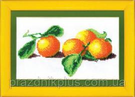 Набор для вышивки бисером Апельсины