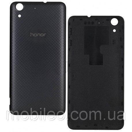 Задняя крышка Huawei Y6 II чёрная