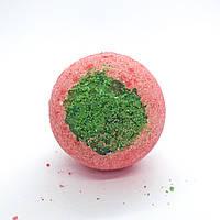 Бурлящий шарик ручной работы Арбузик 65 г Naturalina