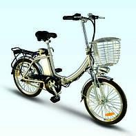 Электровелосипед F-10 Литий, фото 1