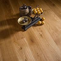 Bonnard Кантри Дуб Натуральный (Oak Natural) инженерная доска, ширина 190 мм