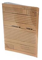 Архивная папка А4 с планками для подшивки документов, 4 см