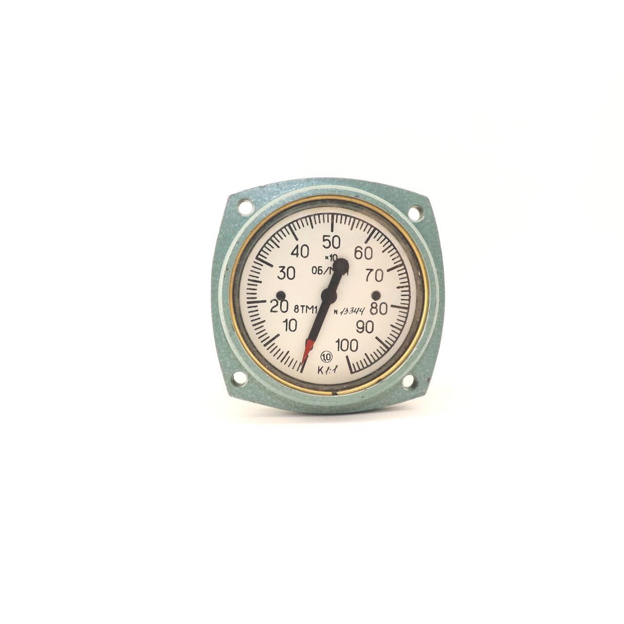 Тахометр 8ТМ1, 1000об/хв