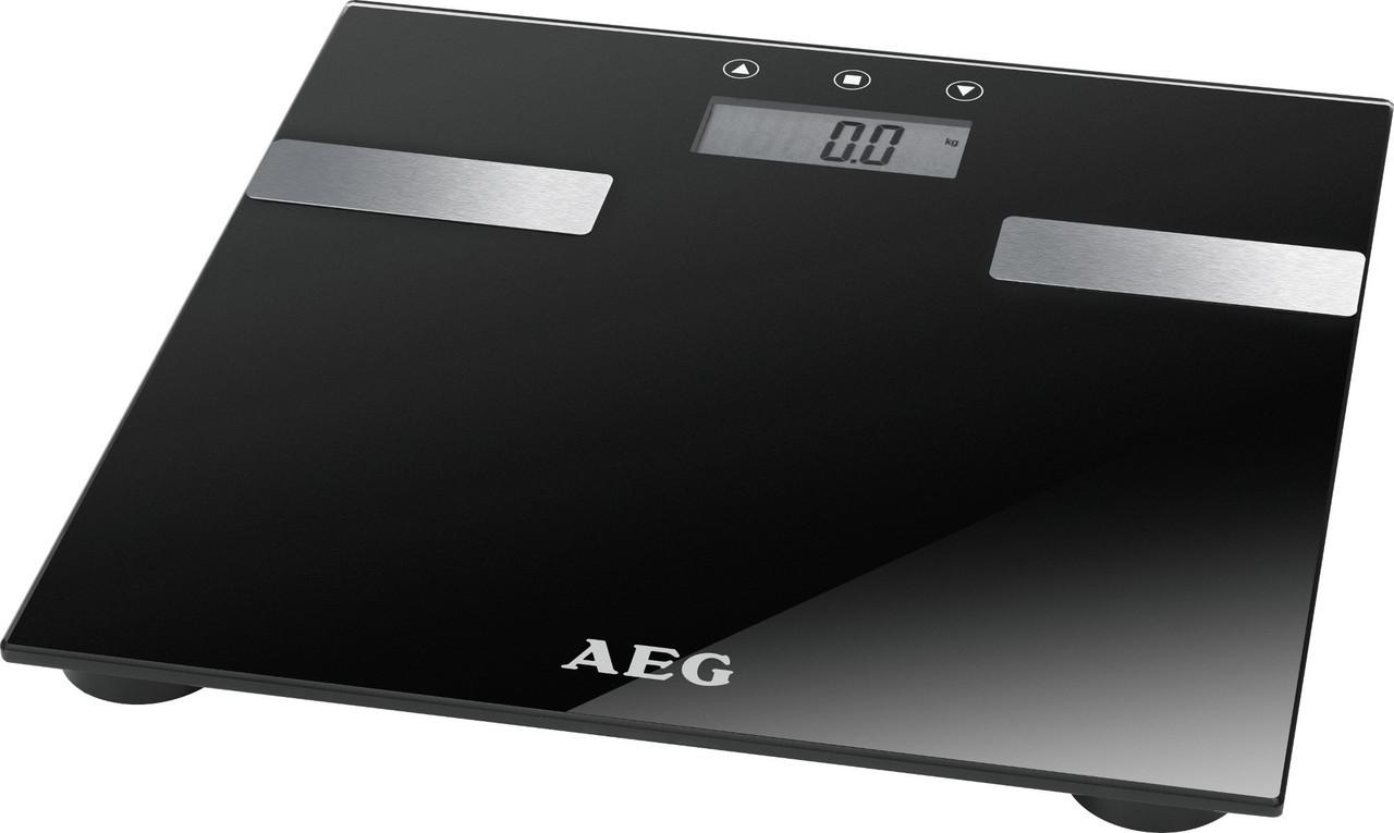 Весы AEG PW 5644 FA 7в1 Black