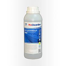 Моющее средство для дезинфекции санузла, концентрат Dez-1 (1,2кг)