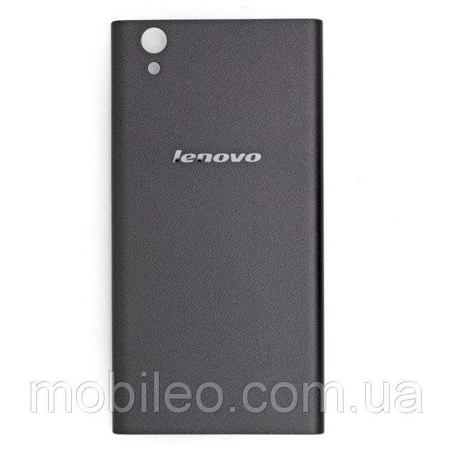Задняя крышка Lenovo P70 чёрная оригинал