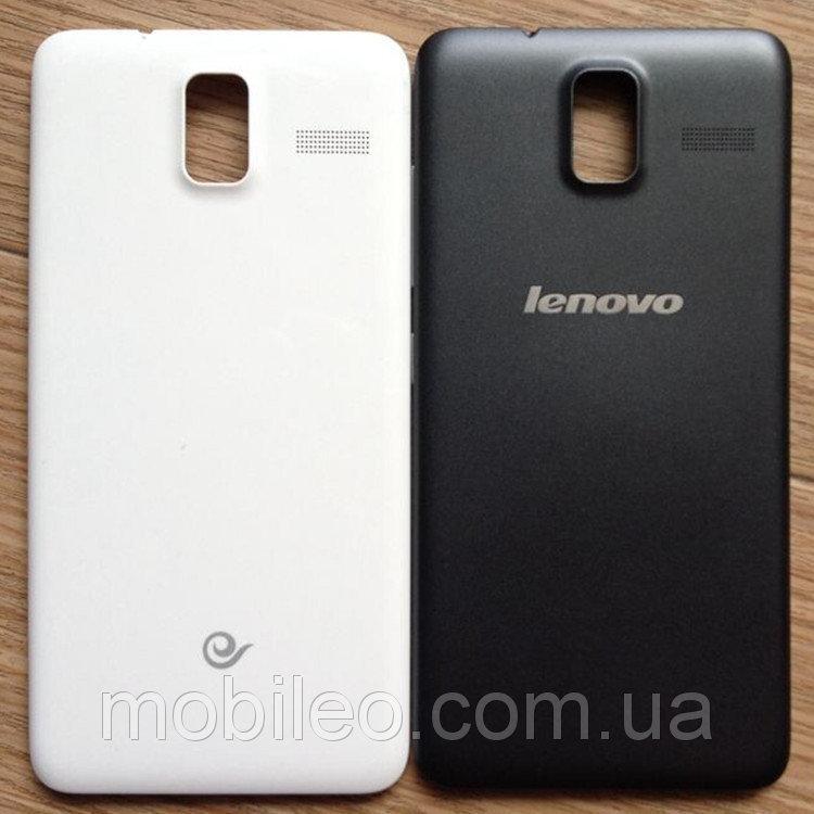 Задняя крышка Lenovo S580 серая ориг. к-во