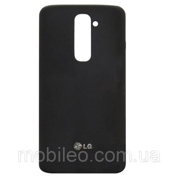 Задняя крышка LG D800 G2 D801 D802 D803 D805 LS980 чёрная