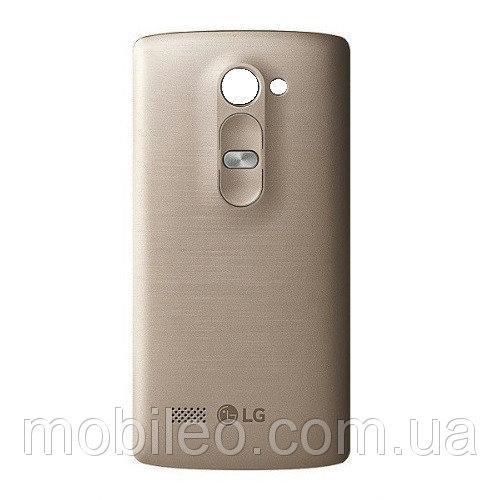 Задняя крышка LG H320 Leon Y50 H324 H340, золотистая