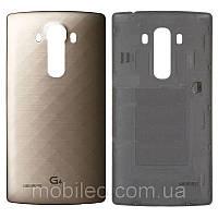 Задняя крышка LG H810 G4 H811 H815 H818 F500 LS991 VS989 золотистая оригинал