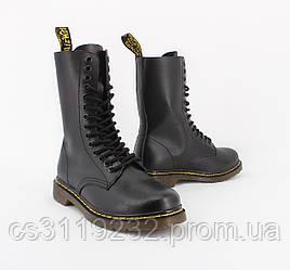 Мужские ботинки Dr Martens 1914 Black демисезонные (черный)
