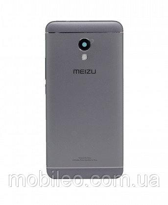 Задняя крышка Meizu M5s серая