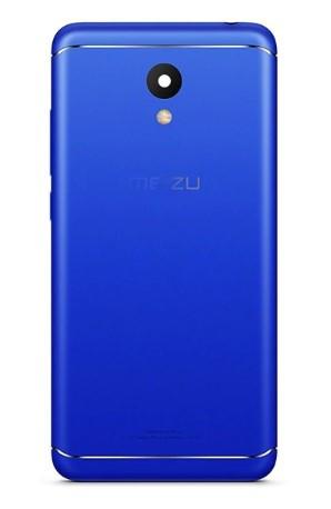 Задняя крышка Meizu M6, синяя