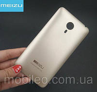 Задняя крышка Meizu MX4 5.3 золотистая