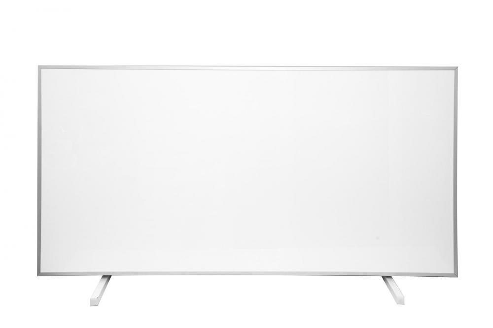 Програмована панель керамічна Ecoteplo Lion 1200ME / 1200 Вт / 120 х 60 см / біла / обігрів 12 - 20 м2