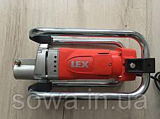 ✔️ Глубинный вибратор для бетона LEX LXCV23-4M • 2300 Вт, фото 3