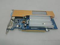 Видеокарта Gigabyte GeForce 8400 GS PCI-Ex 256mb, DVI, VGA, TV-out, фото 1