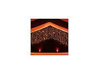 Гирлянда новогодняя уличная Дождик - бахрома светодиодный зан 3*,06