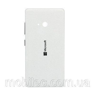 Задняя крышка Microsoft 540 Lumia Dual Sim белая оригинал