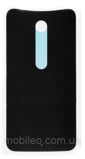 Задняя крышка Motorola XT1570 Moto X Style XT1572 XT1575 чёрная оригинал