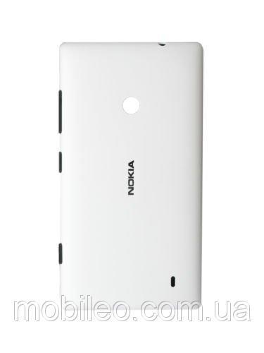 Задняя крышка Nokia 520 Lumia 525 белая