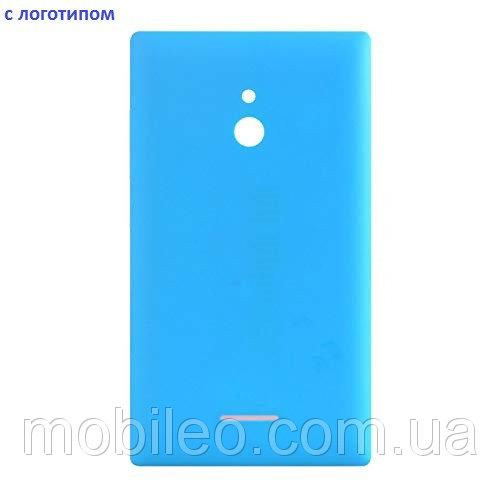 Full Body Housing for Nokia XL Dual SIM RM-1030 - RM-1042 - Blue -  Maxbhi.com | 500x500