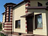 Вентилируемый фасад Hostrock мармарок