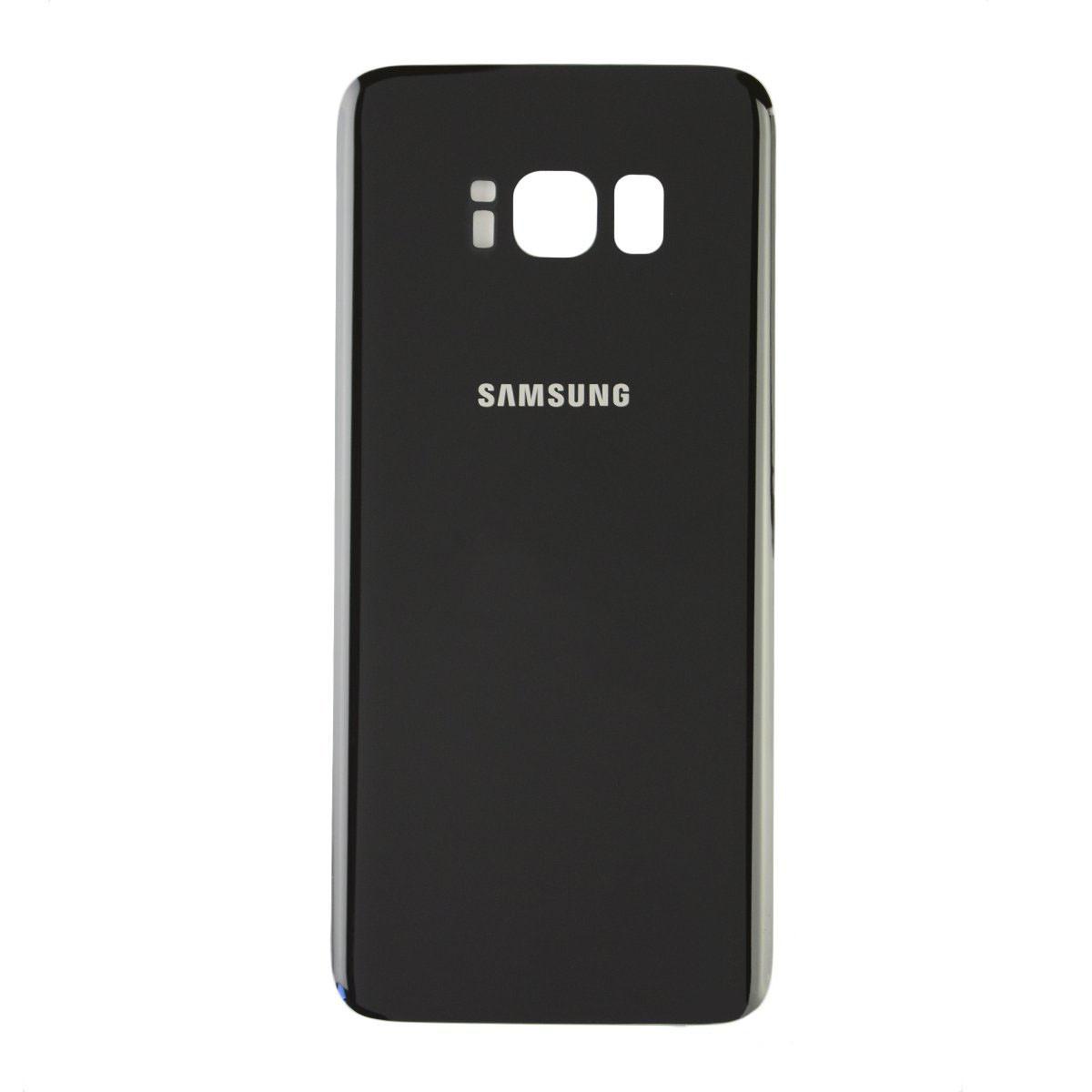 Задняя крышка Samsung G955F Galaxy S8 Plus (2017) midnight black