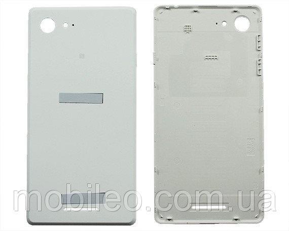 Задняя крышка Sony D2202 Xperia E3 | D2203 | D2206, белая