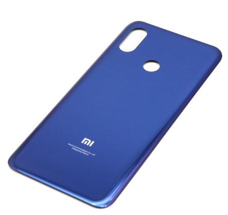 Задняя крышка Xiaomi Mi 8 blue