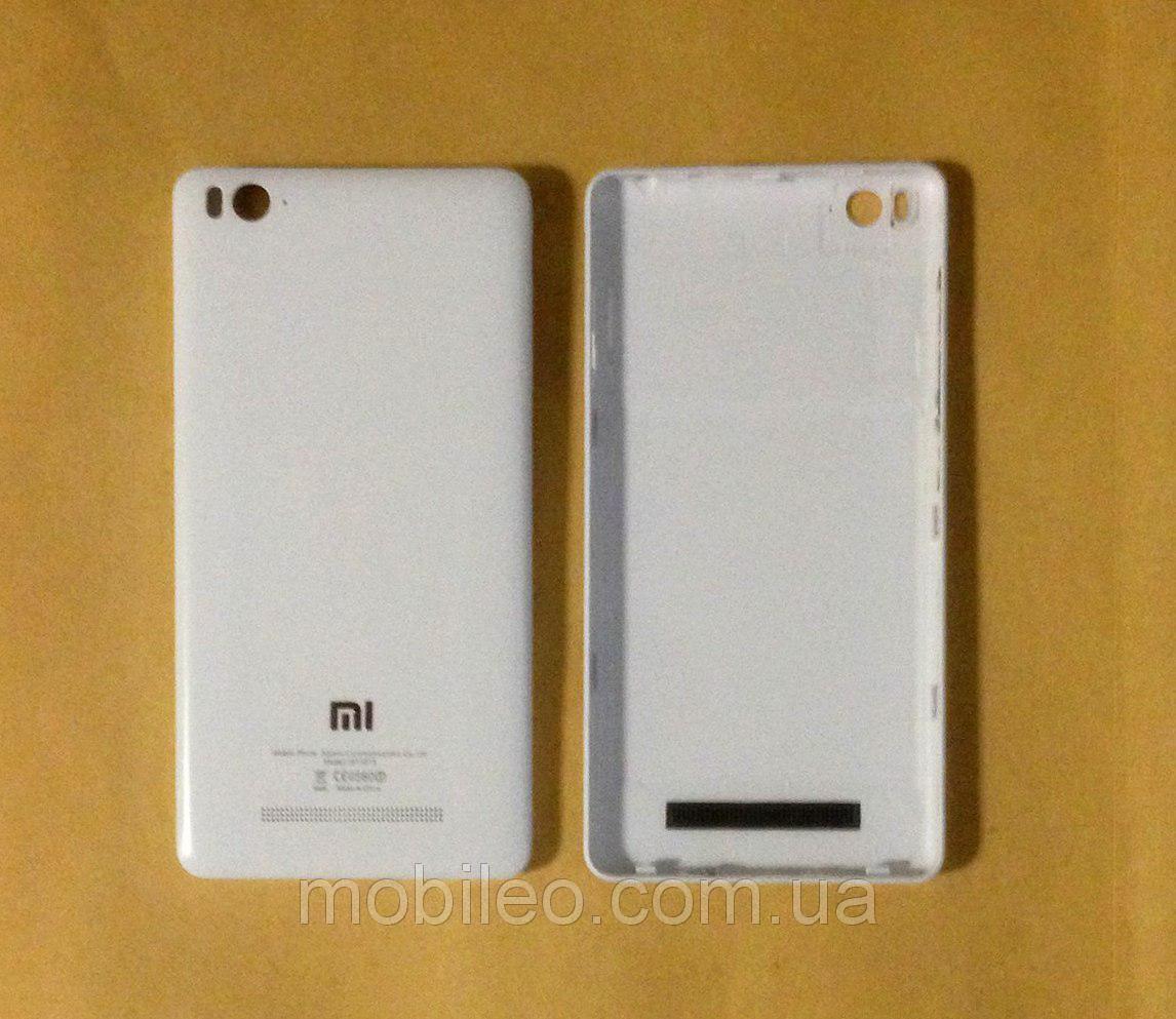 Задняя крышка Xiaomi Mi4i белая