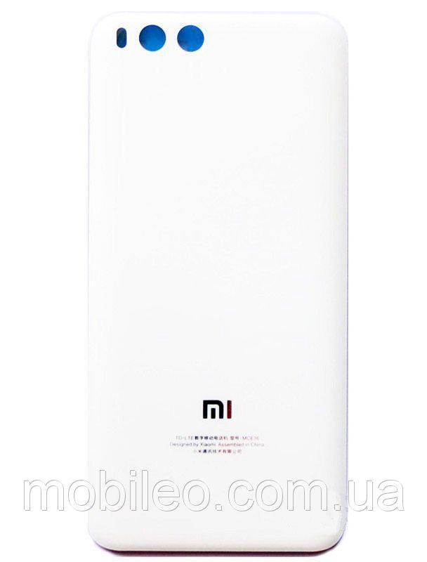 Задняя крышка Xiaomi Mi6 белая