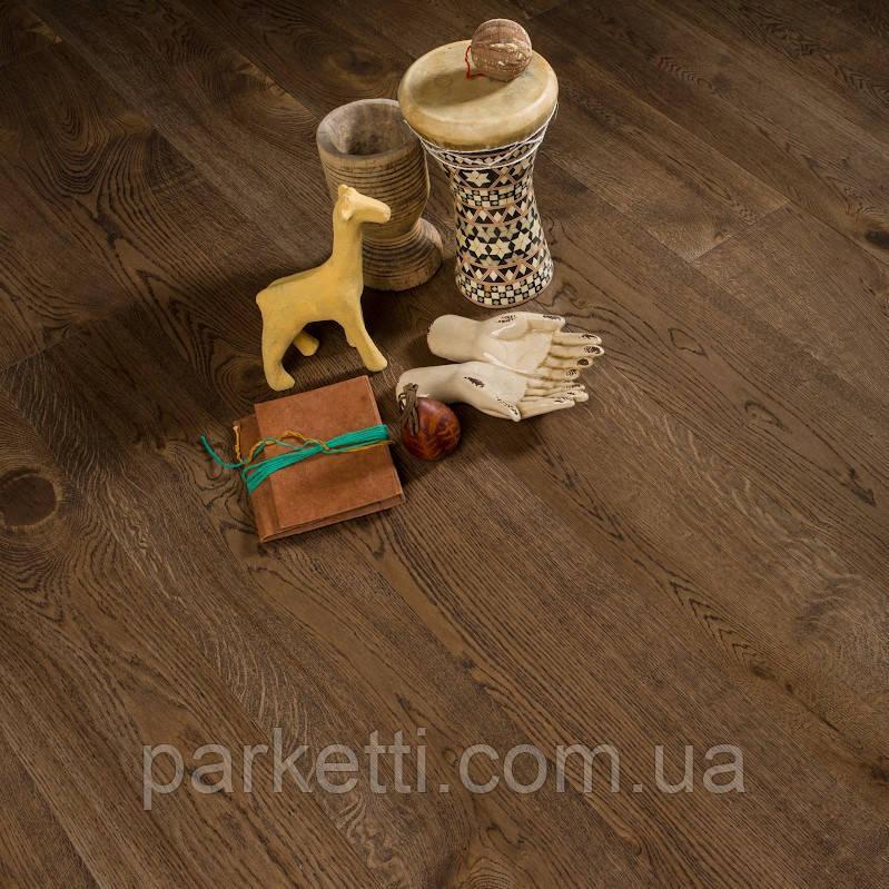Bonnard Кантри Дуб Кардамон (Oak Cardamom) инженерная доска, ширина 190 мм