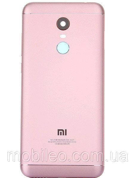 Задняя крышка Xiaomi Redmi 5 Plus pink
