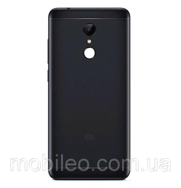 Задняя крышка Xiaomi Redmi 5 Plus чёрная