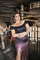 Платье коктейльное в расцветках 38648, фото 1