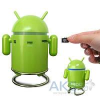 Колонки акустические EvroMedia Android Boy ID-710 Green
