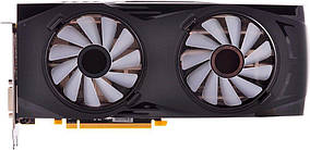 ВидеокартаXFX Radeon RX 580 Black Edition GTS XXX 8GB OC+ б/у